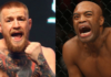 McGregor vs Silva