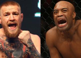 McGregor vs Silva