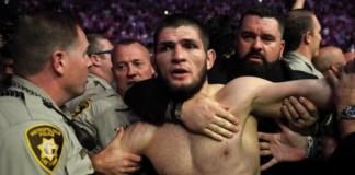 Khabib Suspended UFC 229