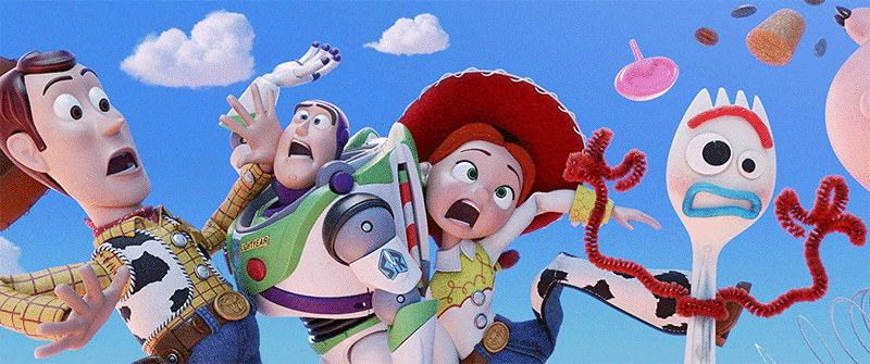 Pixar's Toy Story 4 Official Release Date