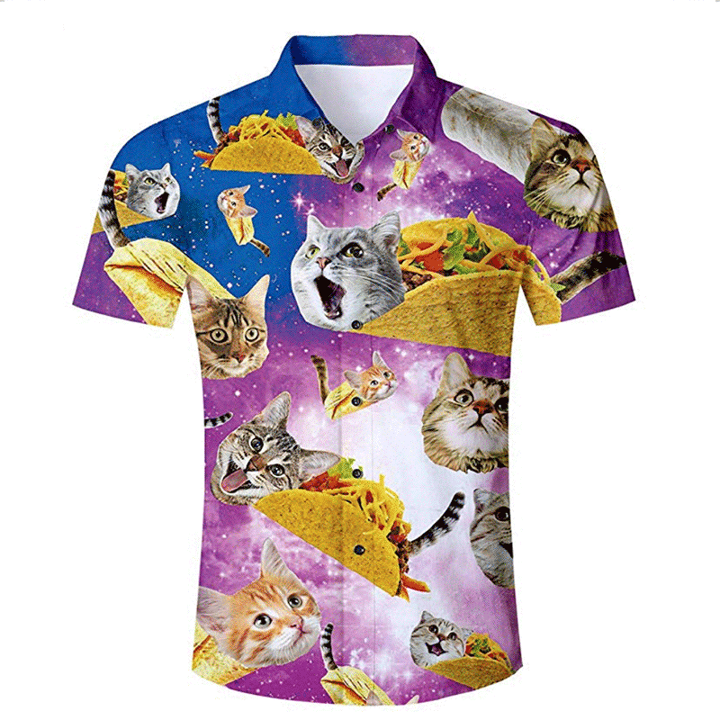 Cats in Tacos T-Shirt