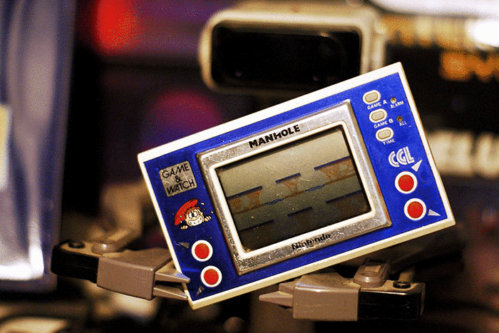 Evolution of Nintendo Game and Watch
