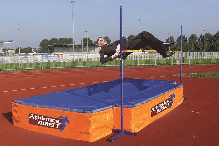 jacob rees mogg high jump meme