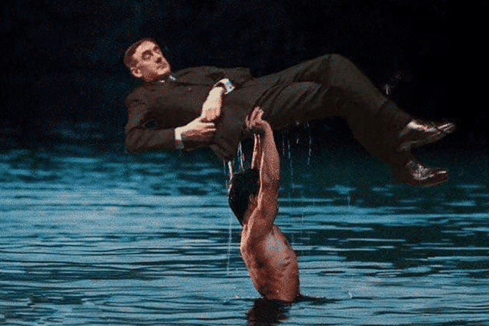 Jacob Rees Mogg Dirty Dancing