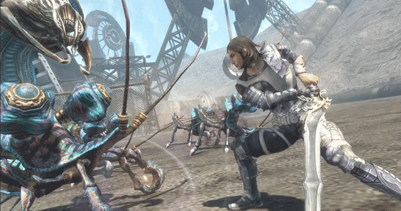 lost odyssey xbox 360 gaming